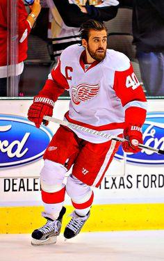 Henrik Zetterberg - Detroit Red Wings