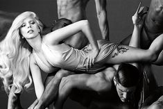 "Lady Gaga has announced the release of her second unisex fragrance ""EAU DE GAGA"""