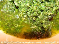 menta macerata Macerata, Seaweed Salad, Diy Food, Ethnic Recipes, Syrup, Canning