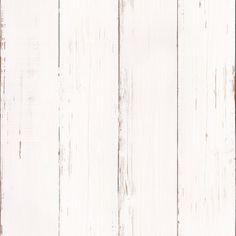 Sloophout Wit behang van Graham and Brown