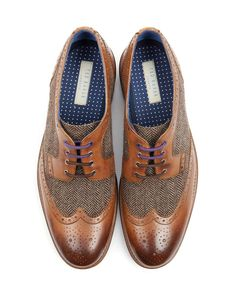 14015acbb Derby brogue shoe - CASSIUS by Ted Baker. Brogue ShoeBroguesOnly ShoesMen s  ...