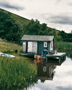 #Cabin on the #lake