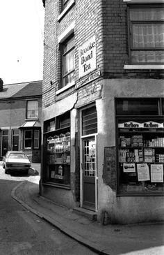 st stephen's  avenue, Sneinton  1980