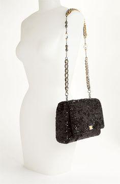 05ef58a740 Dolce Gabbana  Miss Charles  Sequin Shoulder Bag