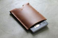 leather Money/card holder