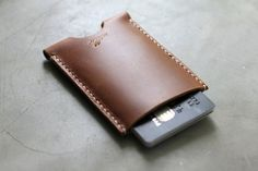 leather Money/card holder