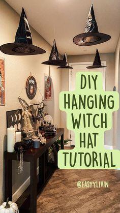 Halloween Projects, Diy Halloween Decorations, Halloween Crafts, Outdoor Decorations, Halloween House, Halloween Stuff, Halloween Ideas, Happy Halloween, Halloween Party