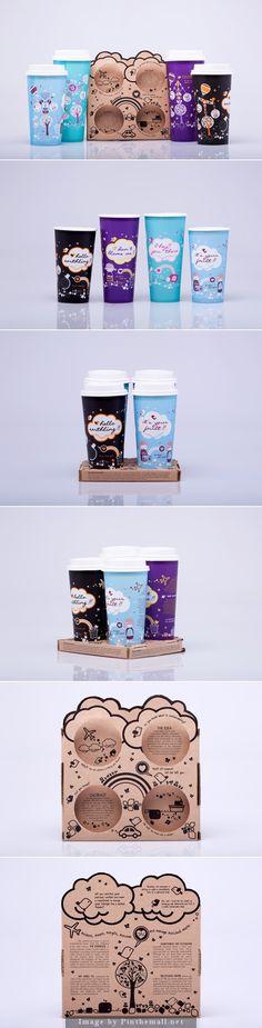 Eco coffee cups PD