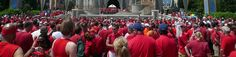 SATURDAY, JUNE 2ND    Red Shirts Create Magic at Magic Kingdom - Be there