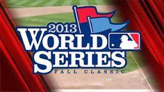 World Series 2013 #MLB #World Series