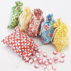 Buckaroo Treat Bags {shop sweet lulu}