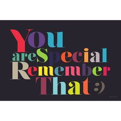Maxwell Dickson 'You Are Special' Wall Art (Size: 20 inches x 16 inches), Green