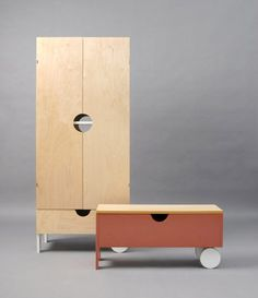 IKEA PS Bank, designad av Thomas Sandell, 1994.