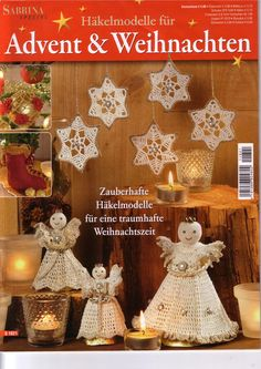 Use imgbox to upload, host and share all your images. It's simple, free and blazing fast! Knitting Magazine, Crochet Magazine, Advent, Holiday Crafts, Holiday Decor, Crochet Cross, Cross Stitch Designs, Happy Holidays, Christmas Ornaments