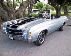 71' Chevy Chevelle SS convertible