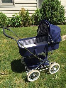 Emmaljunga stroller and pram