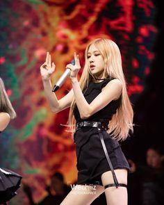 South Korean Girls, Korean Girl Groups, Michael Jackson, Mode Ulzzang, Rose And Rosie, Rose Park, Jennie Lisa, Blackpink Photos, Blackpink Fashion