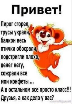 Фотография Hr Humor, Bear Images, Good Morning Funny, Bear Cartoon, People Quotes, Cute Illustration, Wise Words, Positive Quotes, Laughter