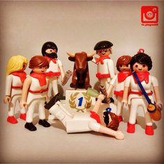 San Fermín Playmobil