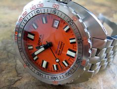 Favorite Watch Ever Gadget Watches, Clive Cussler, Diving Watch, Style Fashion, Mens Fashion, Wrist Watches, Men Necklace, Hanging Out, Clocks