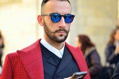 StreetStyle Men // Milan Fashion Week