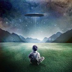 Liberte Sua Mente: Alienígenas curam quatro crianças de câncer
