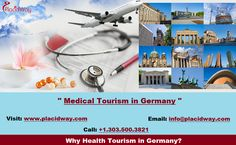 German health care has always been synonymous with quality, and medical tourism in Germany is booming. Over 50,000 foreign visitors seek health care or medical procedures in Germany for treatments in fields such as diagnostics, dental care, obesity and weight loss treatments, vision care, and plastic and cosmetic surgeries. Gastric bypass, LASIK eye care and cataract surgery, and plastic and cosmetic procedures offer lower prices for quality high-tech care in Germany's major cities.