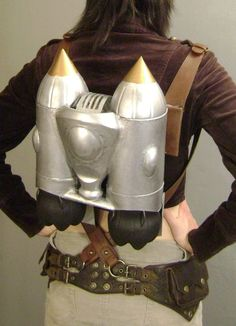 Rocketeer Rocket Pack Clasp 1000+ images about Ard...