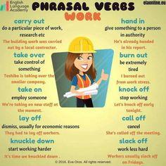 Phrasal verbs #learnenglish - Antri Parto - Google+