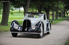 1934 Voisin Type C-27 ~ Avions Voisin was a French luxury automobile brand (wikipedia)