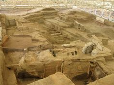 http://turkey.mycityportal.net - The Worlds First City :Çatalhöyük ,Turkey