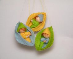 Imbolc Bungel Baby's - pakket van Atelier Nanaya