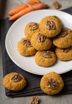 Mrkvovo – pomarančové keksíky