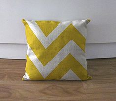 supermarte zigzag yellow cushion cover decoration a pillow cover winter new…