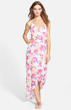 Lush+Tulip+Hem+Maxi+Dress+available+at+#Nordstrom