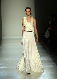 NY Fashion Week: Victoria Beckham F/W 2014| #LOVE