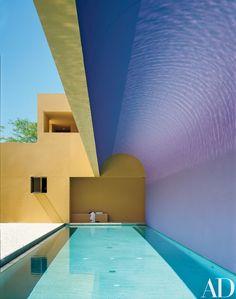 Ricardo and Victor Legorreta Design a Contemporary Home in Hawaii