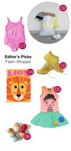 Babiekins Magazine | Fawn Shoppe Must Haves