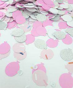 confetti party supplies d/écor. 100 pastel colors stars star 1 1//2 inch size die cuts