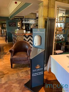 We are so pleased to be supporting local pubs and restaurants, providing them with branded hand sanitising stations to prepare for re-opening. We currently offer three designs and a counter unit, all with personalised branding. Get in touch with us at sales@impulsepop.co.uk, or give us a call on 01767 682756 to get yours! . . #handsanitizer #covid19 #touchfree #displays #pubs #restaurants #cambridge #pointofpurchase #retaildesign Local Pubs, Pubs And Restaurants, Retail Merchandising, Pop Display, Point Of Purchase, Hand Sanitizer, Retail Design, Cambridge, Counter