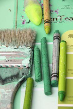 shades of #green