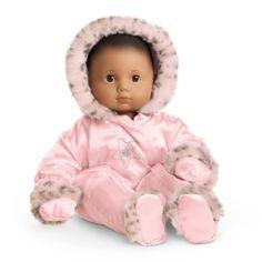 Little Leopard Snowsuit | clothingbb | American Girl
