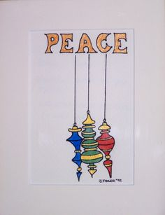 Peace by Joe Fidler
