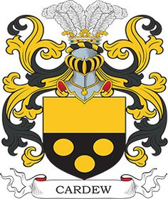 Cardew Coat of Arms