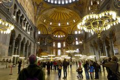 The Hagia Sophia - even more glorious in person, and a must-see in Istanbul. See more photos on Brooke vs. the World...