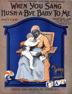 WONDERFUL A4 GLOSSY PRINT - 'WHEN YOU SANG HUSH-A-BYE BABY TO ME' - CIRCA 1913 (A4 PRINTS - VINTAGE SHEET MUSIC / SONG BOOK COVERS) by Unknown http://www.amazon.co.uk/dp/B004IUTB12/ref=cm_sw_r_pi_dp_VP2ovb0EJY4Z6