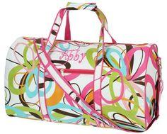 2dc14d622c3 LD Bags Women s Groovy Duffel Bag  gymbags Kids Backpacks