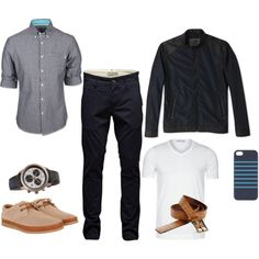 Mens Fashion Night Out Fashion Night, Look Fashion, Fashion Outfits, Mens Fashion, Sharp Dressed Man, Well Dressed Men, Casual Wear, Casual Outfits, Men Casual