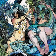 Baroness Blue Record – Knick Knack Records