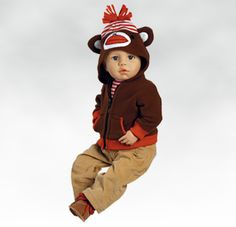 """Introducing our newest Boy Doll - My Little Monkey! """"My Little Monkey"""" is the perfect little guy to monkey around with and play all day!"""